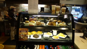 Wide variety of delectable eatables @ First Cup Café Wednesday, March 9, 2016 (Smita Dwivedi)